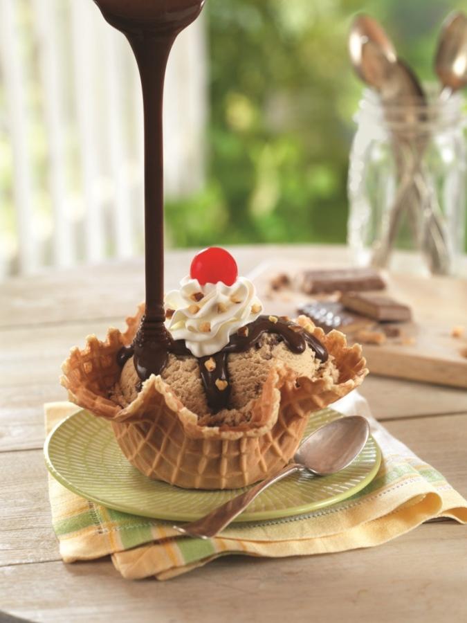 Вы просматриваете изображения у материала: Баскин Роббинс, кафе-мороженое